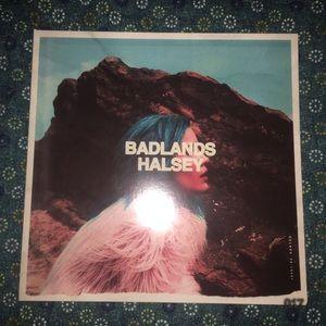 Halsey Badlands Vinyl Record UO Exclusive